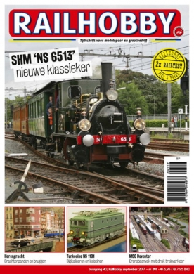 Railhobby 391, iOS & Android  magazine