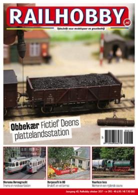 Railhobby 392, iOS & Android  magazine