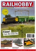 Railhobby 393, iOS & Android  magazine