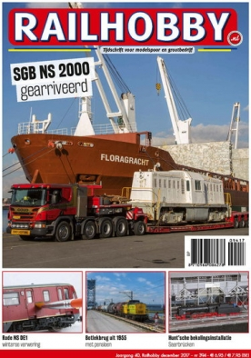 Railhobby 394, iOS & Android  magazine