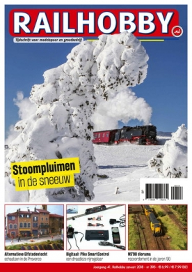 Railhobby 395, iOS, Android & Windows 10 magazine