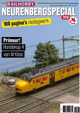 Railhobby 397, iOS & Android  magazine