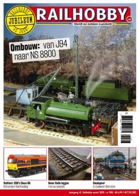 Railhobby 398, iOS, Android & Windows 10 magazine