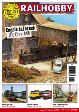 Railhobby 399, iOS, Android & Windows 10 magazine