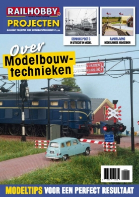 Railhobby 401, iOS & Android  magazine