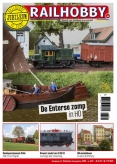 Railhobby 402, iOS & Android  magazine