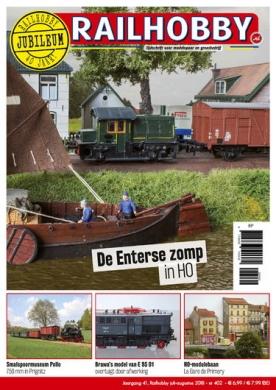 Railhobby 402, iOS & Android  magazine