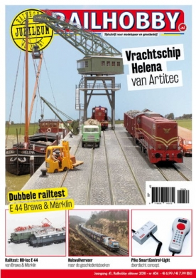 Railhobby 404, iOS & Android  magazine