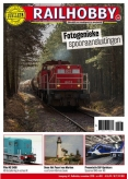 Railhobby 405, iOS & Android  magazine