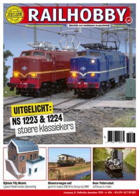 Railhobby 406, iOS & Android  magazine