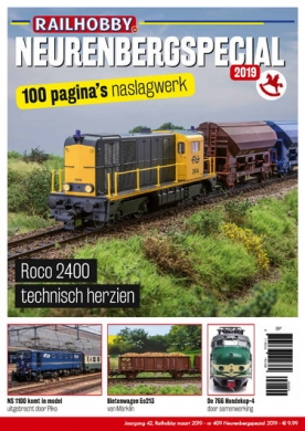 Railhobby 409, iOS & Android  magazine