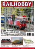Railhobby 410, iOS & Android  magazine