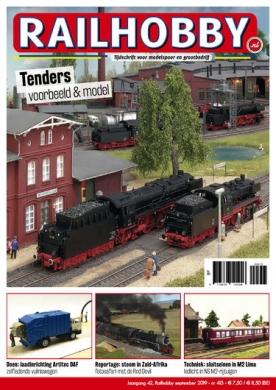 Railhobby 415, iOS & Android  magazine