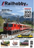 Railhobby 418, iOS & Android  magazine