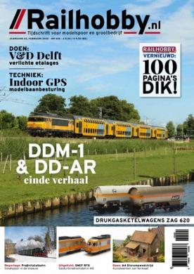 Railhobby 420, iOS & Android  magazine