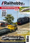 Railhobby 421, iOS & Android  magazine