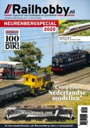 Railhobby 421, iOS & Android  magazine