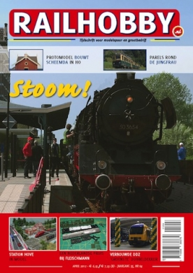 Railhobby 4, iOS & Android  magazine