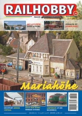 Railhobby 5, iOS & Android  magazine