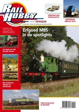 Railhobby 12, iOS & Android  magazine