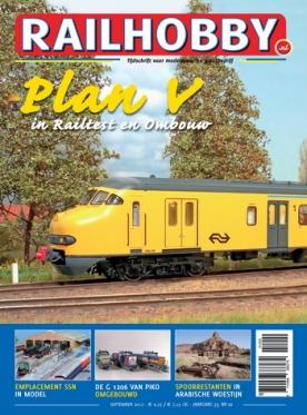 Railhobby 9, iOS & Android  magazine