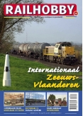 Railhobby 1, iOS & Android  magazine