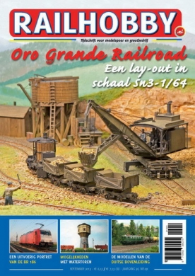 Railhobby 9, iOS & Android  magazine