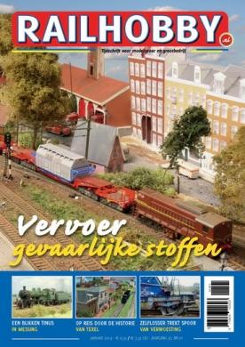 Railhobby 1, iOS & Android  magazine