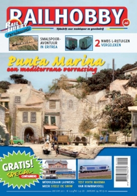 Railhobby 5, iOS, Android & Windows 10 magazine