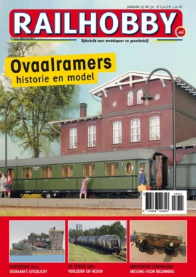 Railhobby 6, iOS & Android  magazine