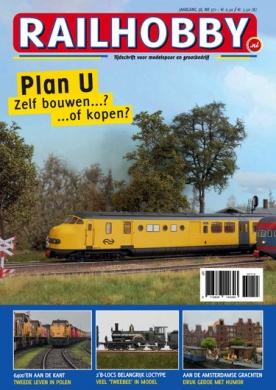 Railhobby 8, iOS & Android  magazine