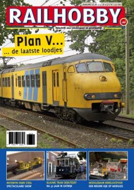 Railhobby 373, iOS & Android  magazine