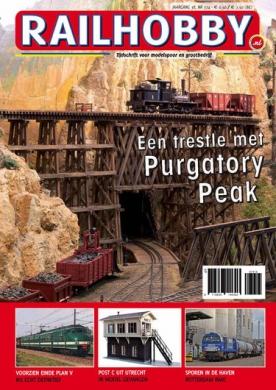 Railhobby 374, iOS & Android  magazine