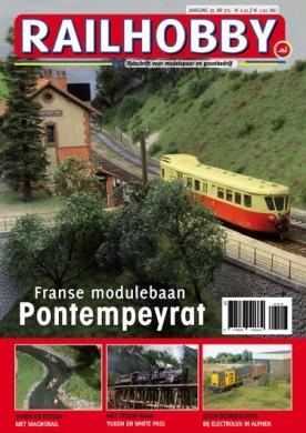 Railhobby 375, iOS & Android  magazine