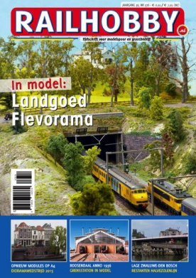 Railhobby 376, iOS & Android  magazine