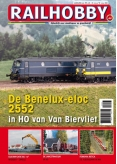 Railhobby 378, iOS & Android  magazine