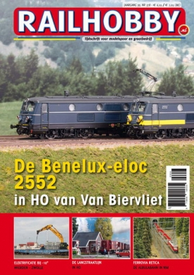 Railhobby 378, iOS, Android & Windows 10 magazine