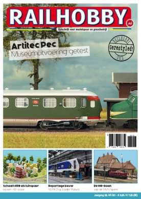 Railhobby 381, iOS & Android  magazine