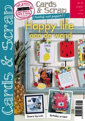 Cards & Scrap 29, iOS & Android  magazine