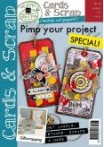 Cards & Scrap 30, iOS & Android  magazine