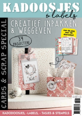 Cards & Scrap 34, iOS & Android  magazine