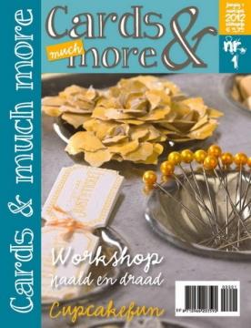 Cards & Scrap 1, iOS & Android  magazine