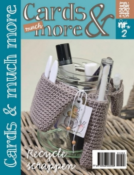 Cards & Scrap 2, iOS & Android  magazine