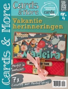 Cards & Scrap 4, iOS & Android  magazine