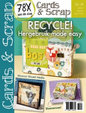 Cards & Scrap 19, iOS & Android  magazine