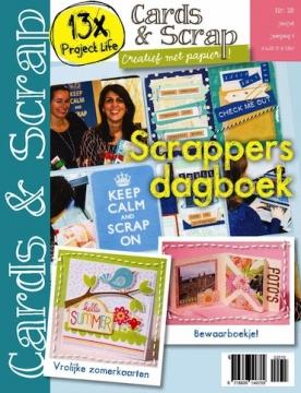 Cards & Scrap 20, iOS & Android  magazine