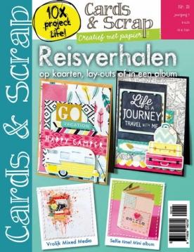 Cards & Scrap 21, iOS & Android  magazine