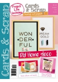 Cards & Scrap 23, iOS & Android  magazine