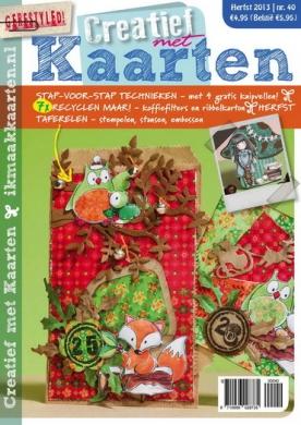 Creatief met Kaarten 40, iOS & Android  magazine