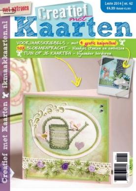 Creatief met Kaarten 42, iOS & Android  magazine